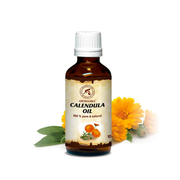 aceite vegetal calendula aromaterapia by naturals