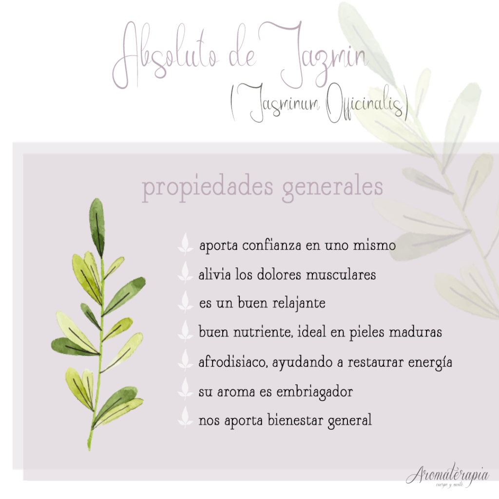 aromaterapia by naturals aceite absoluto jazmin remedios naturales