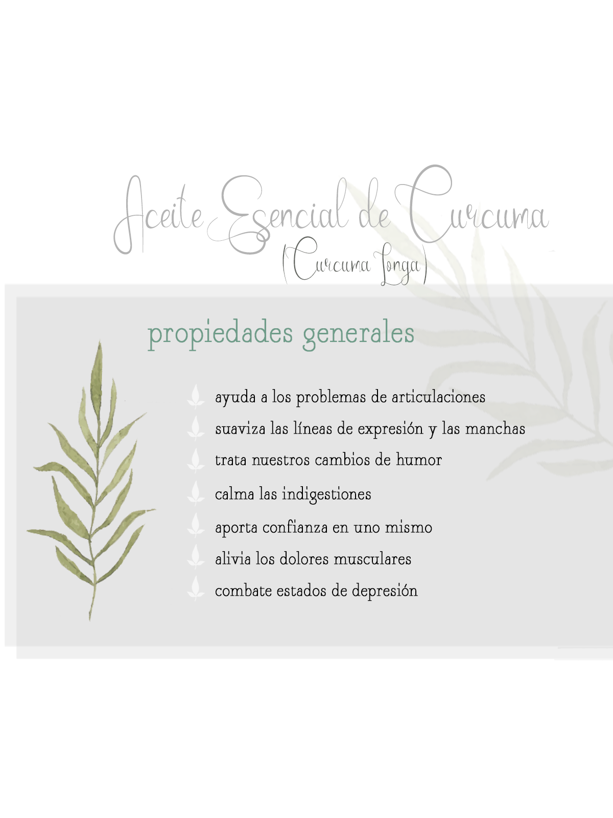 aromaterapia by naturals aceite esencial curcuma remedios naturales